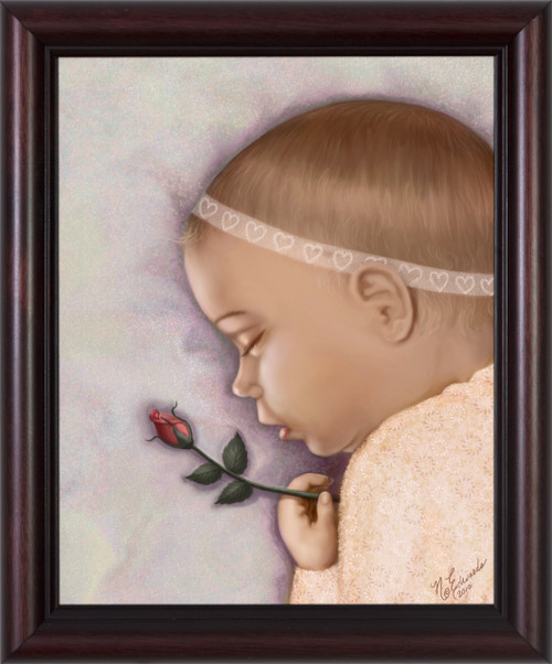 """""""Baby Girl"""" by Nellie Edwards"""