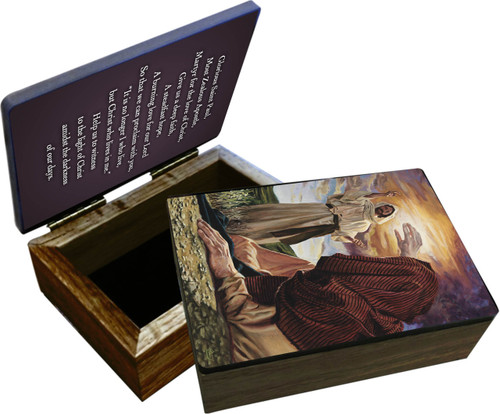 Conversion of St. Paul Keepsake Box