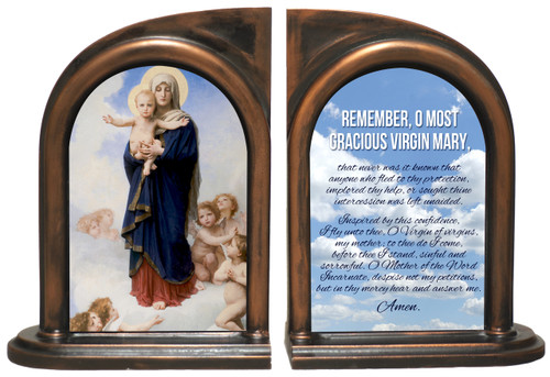 Our Lady of the Angels Bookends