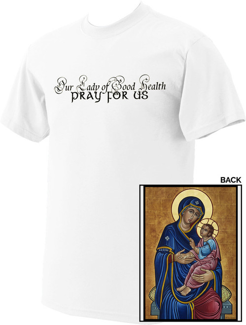 Our Lady of Good Health Value T-Shirt