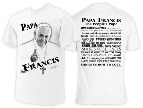 Papa Francis T-Shirt