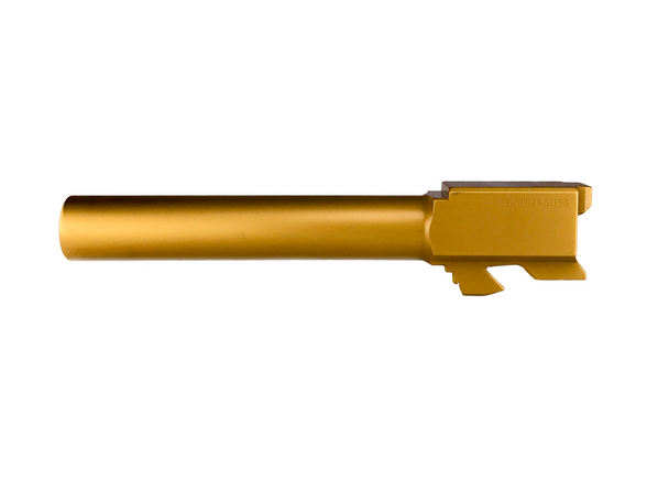 Titanium Nitride (Gold) Barrel Refinish