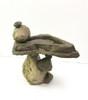 Balancing Rock Birdbath