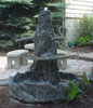 Large Custom Two Tier Fountain