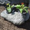 Large Rock Planter