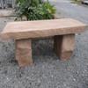 4ft. Stone Bench