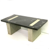 Simplicity Stone Bench-Table