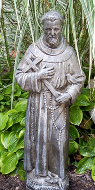 "24"" St. Francis"