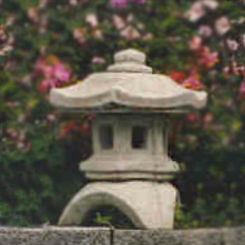 Small Pagoda 2pc.