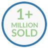 1 million sold