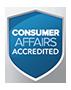 Consumer Affairs Accredited