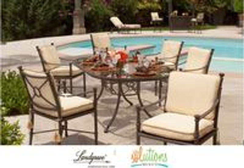 Merveilleux World Leading Landgrave Outdoor Furniture Now Available At SOLutions Mexico