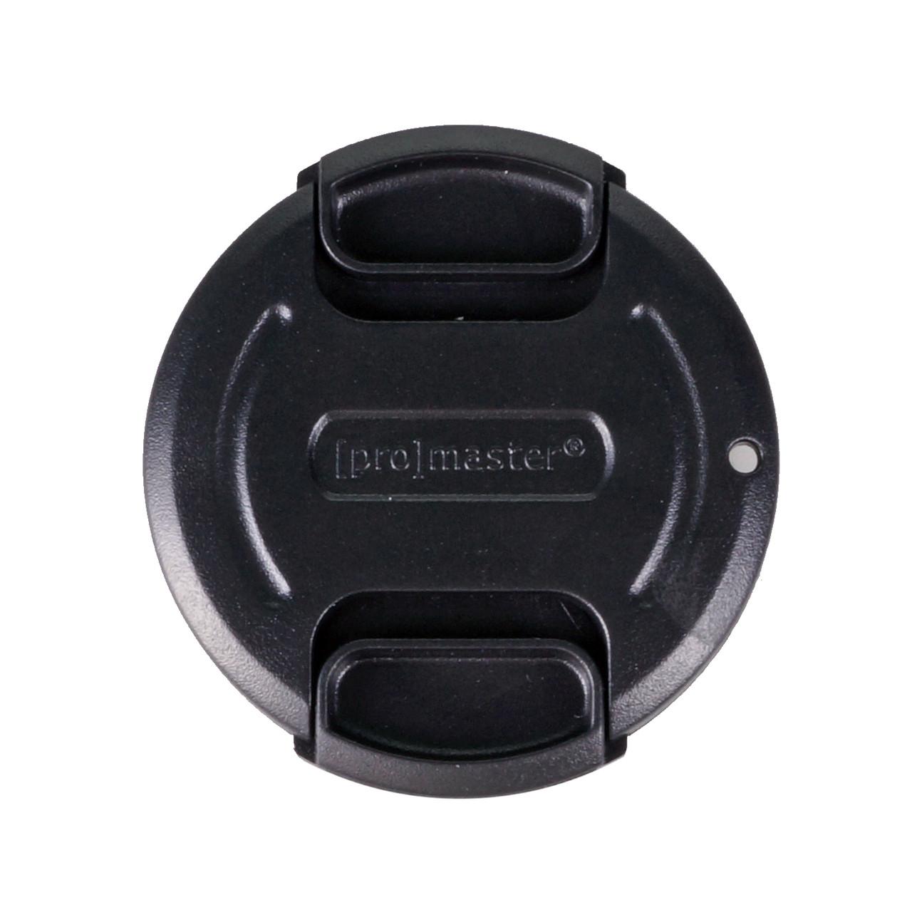 PromasterR Professional Snap On Lens Cap