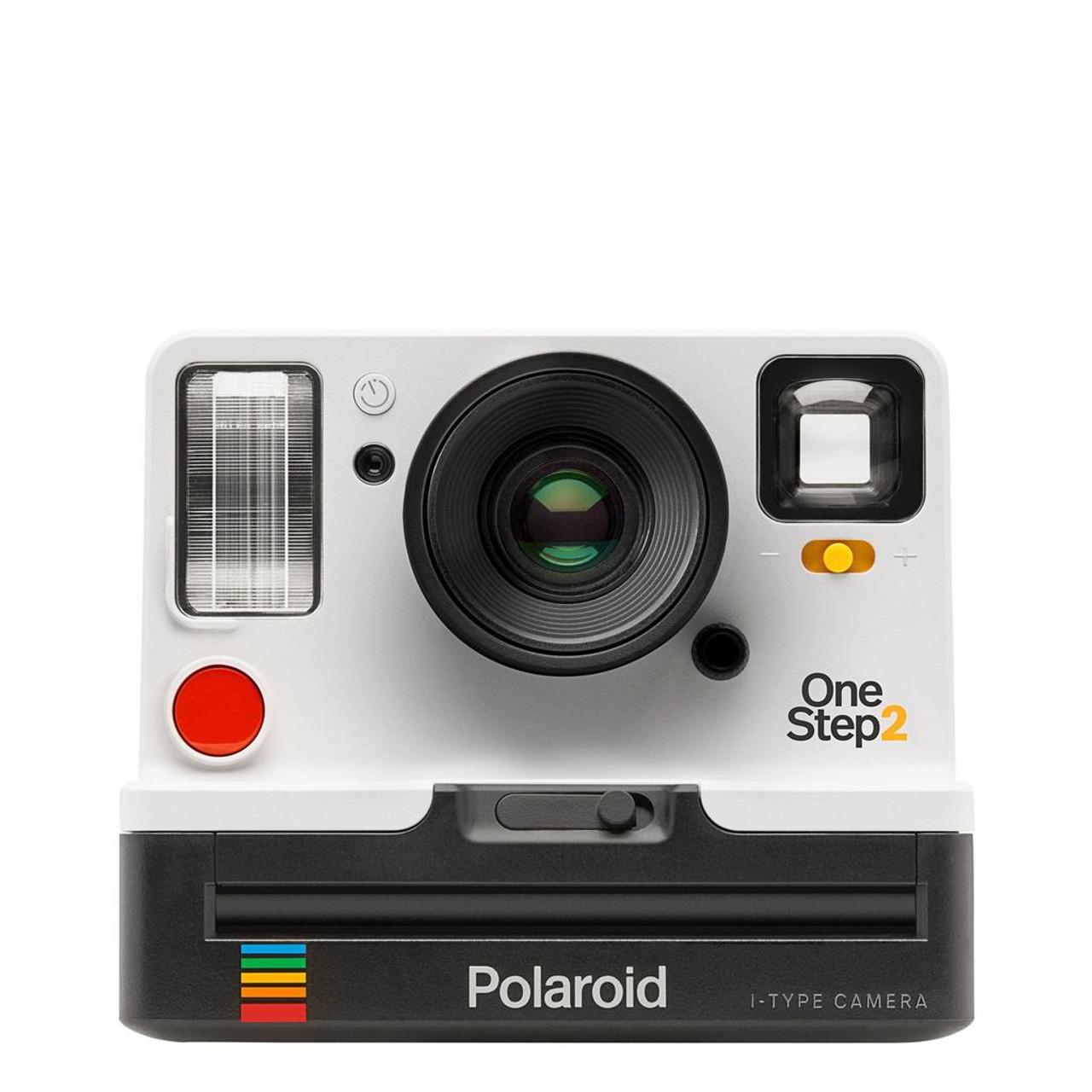 Polaroid Onestep 2 I Type Camera Different Types Of Digital Cameras White
