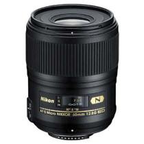 Nikon 60mm f/2.8G AF-S Micro Nikkor AF ED Lens - U.S.A. Warranty