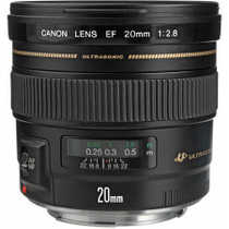 Canon EF 20mm F/2.8 Lens