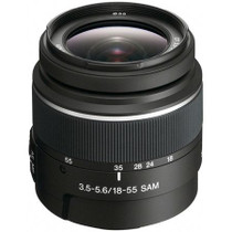 SONY SAL 18-55MM F/3.5-5.6 DT