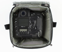 Think Tank Digital Holster 40 V2.0 - Holds Pro DSLR + 70-200 + Hood Reversed