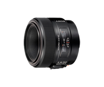 Sony 50mm f/2.8 a (alpha) Mount Digital SLR Macro Lens