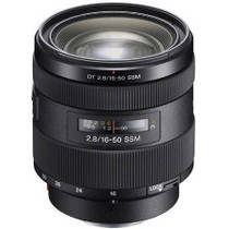 Sony 16-50mm f/2.8 DT a (Alpha) Mount Zoom Lens