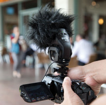 Rode Microphones DeadKitten Windshield for Stereo VideoMic, NT4
