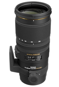 Sigma 70-200mm f/2.8 EX DG OS HSM Auto Focus Telephoto Zoom Lens for Canon EOS