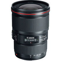 Canon EF 16-35mm f/4.0L IS USM Ultra Wide Angle Zoom Lens