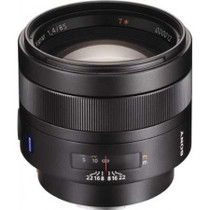 Sony Planar 85mm T* f/1.4 a (Alpha) Mount Digital SLR Macro Lens by Carl Zeiss.