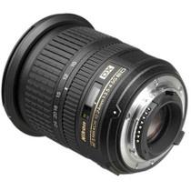 Nikon 10-24mm f/3.5-4.5G ED-IF AF-S DX Zoom Lens F/DSLR Cameras - U.S.A. Warranty