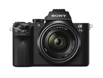 Sony Alpha a7II Mirrorless Digital Camera with FE 28-70mm f/3.5-5.6 OSS Lens