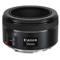 Canon EF 50mm f/1.8 STM Lens - U.S.A. Warranty