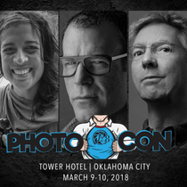 PhotoCon 2018 | Oklahoma City | March 9-10, 2018