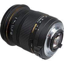 Sigma 17-50mm f/2.8 EX DC OS HSM Auto Focus Wide Angle Zoom Lens for Nikon Digital SLR Cameras - USA Warranty