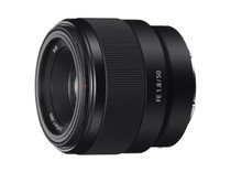 Sony FE 50mm F1.8 - New Release