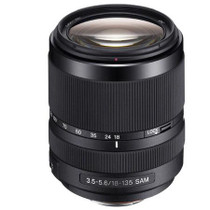 Sony 18-135mm f/ 3.5-5.6 Telephoto Zoom Lens