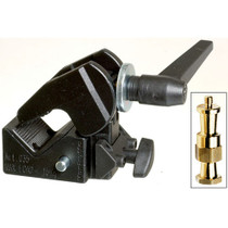 Manfrotto 035RL Super Clamp with Standard Stud