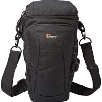 Lowepro Toploader Pro 75 AW II Holster Bag for DSLR (Black)
