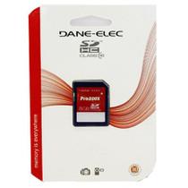 Dane-Elec Memory Pro 8GB 200x Class 10 SDHC Memory Card