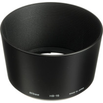 Nikon HB-15 Lens Hood (Bayonet) for 70-300mm f/4.0-5.6 D-AF Lens (Replacement)