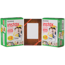 Fujifilm Instax Mini Instant Film Holiday Pack (40 Exposures)