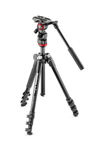 Manfrotto Befree Live Video Tripod Kit with Case