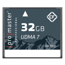 Promaster Rugged Compact Flash 32gb Memory Card