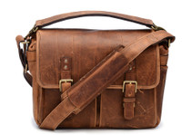 ONA Prince Street Camera Messenger Bag (Antique Cognac)