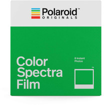Polaroid Originals Color Spectra Instant Film (8 Exposures)