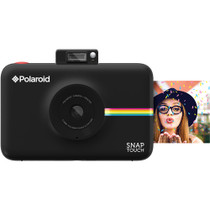 Polaroid Snap Touch Instant Digital Camera (Black)