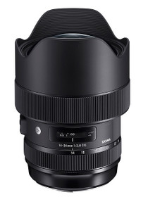 Sigma 14-24mm F/2.8 DG HSM Art Lens for Canon