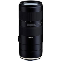 Tamron 70-210mm f/4 Di VC USD Lens for Canon EF
