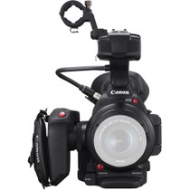 Canon EOS C100 Mark II with 17-55 Lens Kit (EF-S Mount)