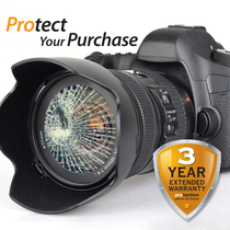 Mack Protection Plan for 3 Years (for Camera Purchases under $4000)