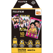 Fujifilm Instax Mini Minions Despicable Me 3 Instant Film (10 Exposures)